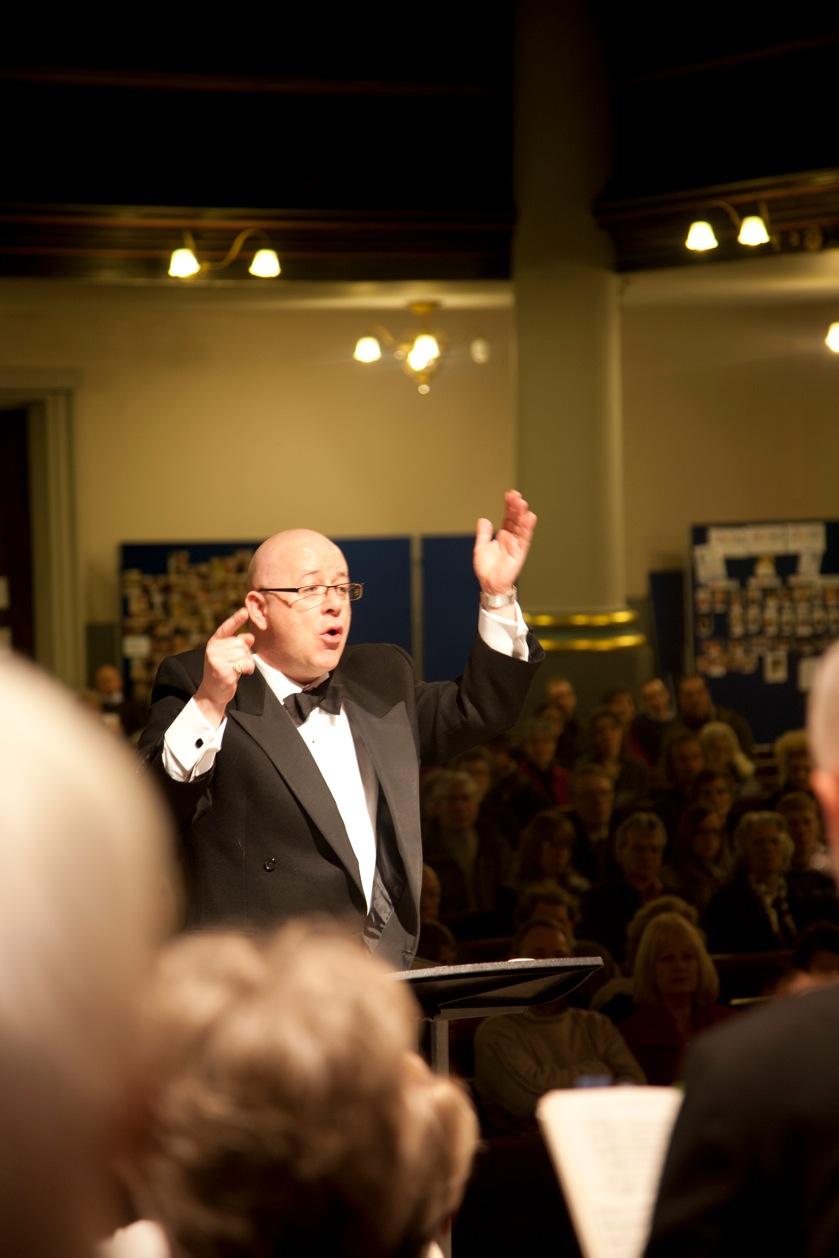 Julian Harris - Musical Director & Conductor