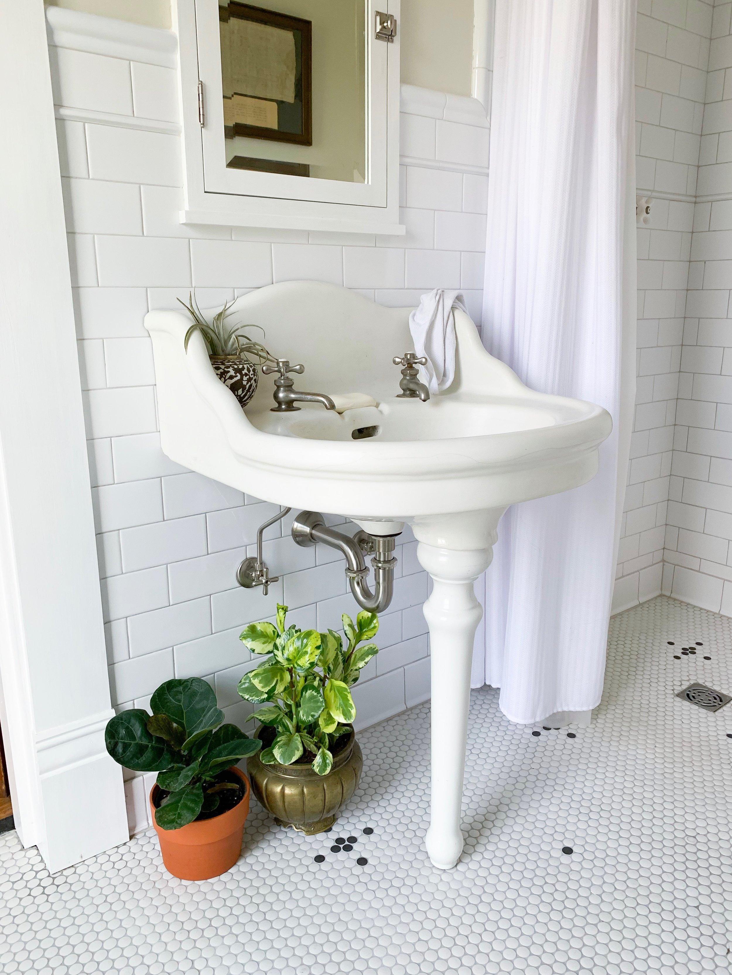 Alternate Sink  |  P Trap  |  Water Shut Offs  |  Hand Towels