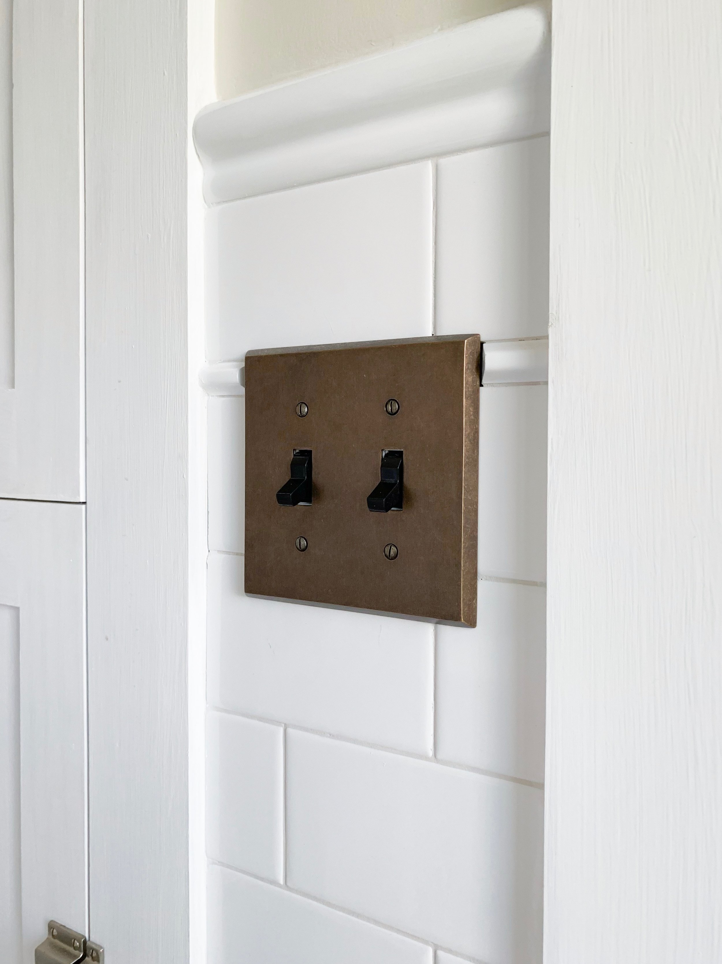 Light Switch Covers  |  Outlet Cover