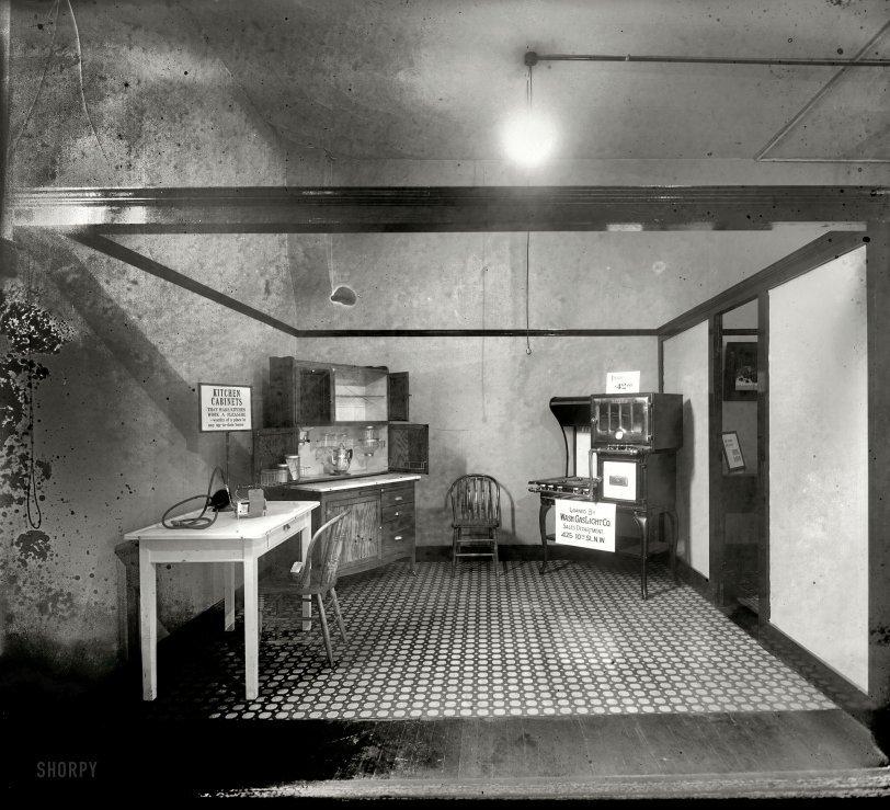 Model Kitchen 1910
