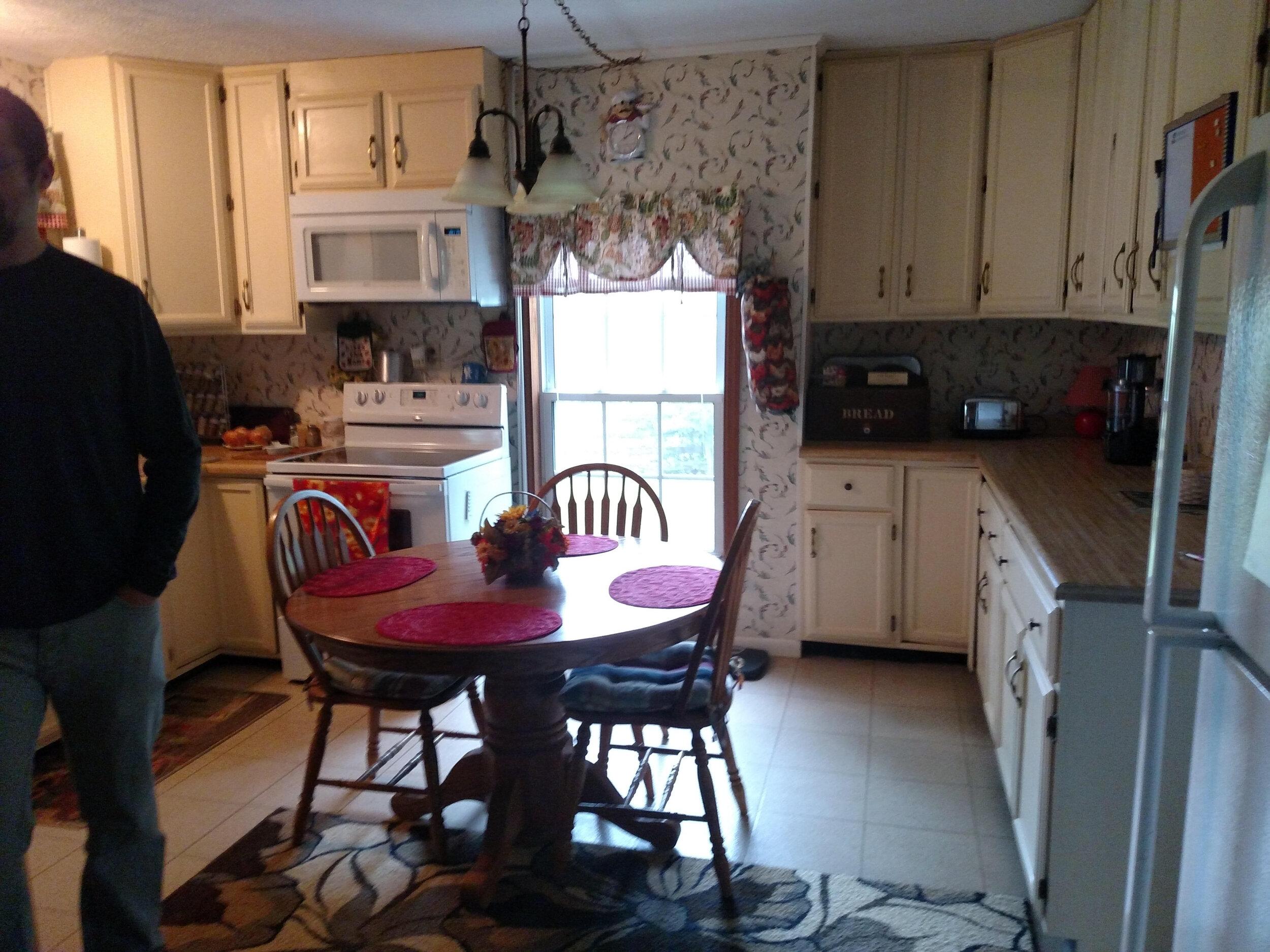 First View Kitchen