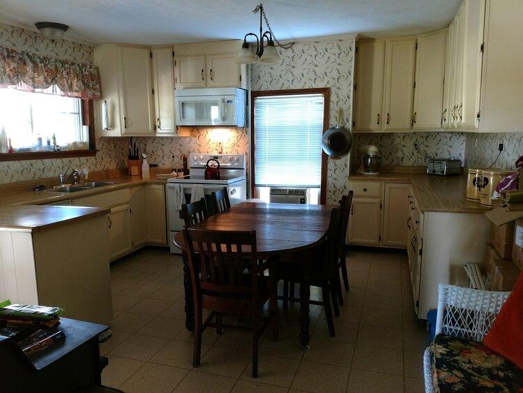 FHV kitchen before