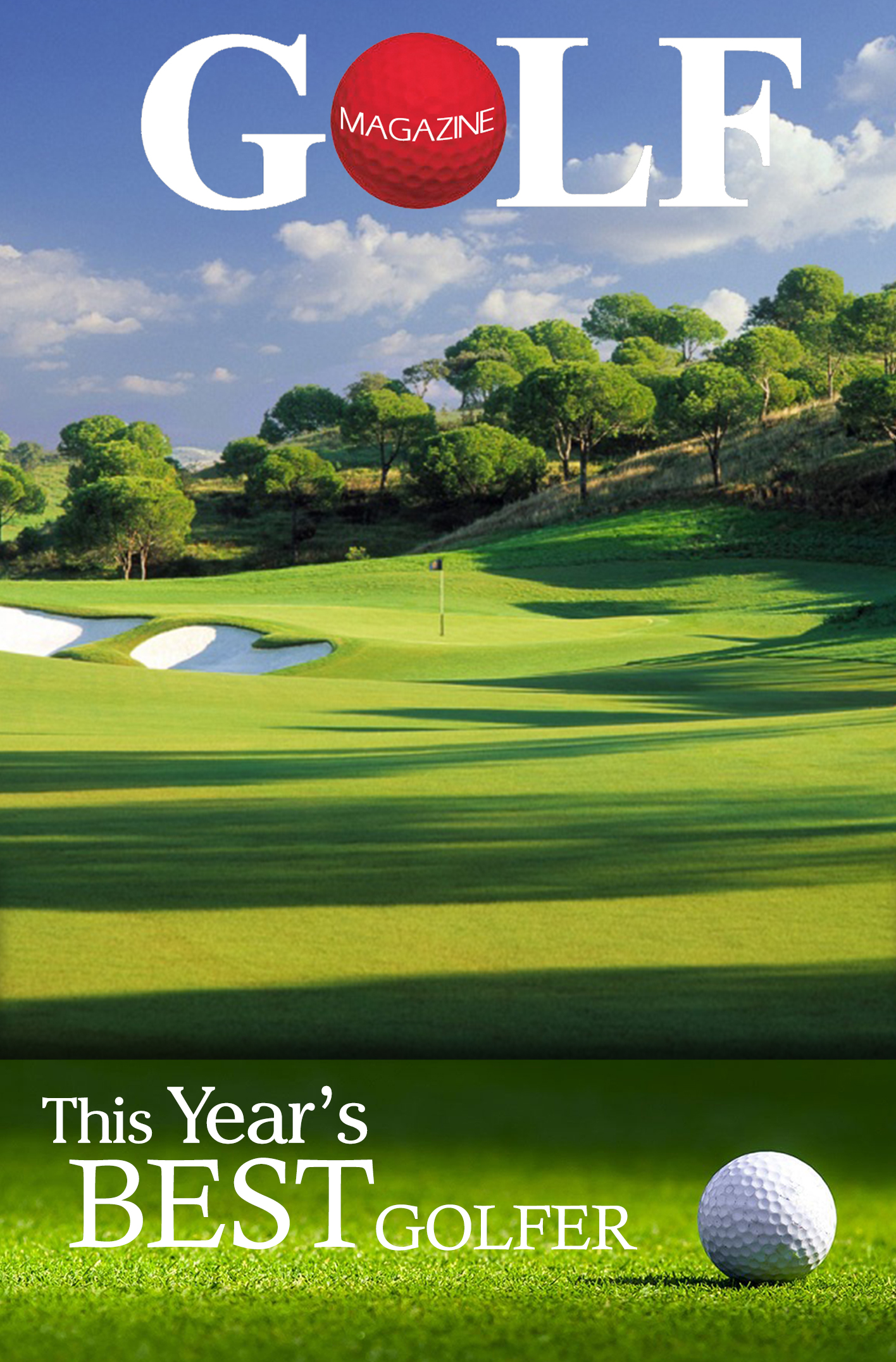 Magazine - Best Golfer