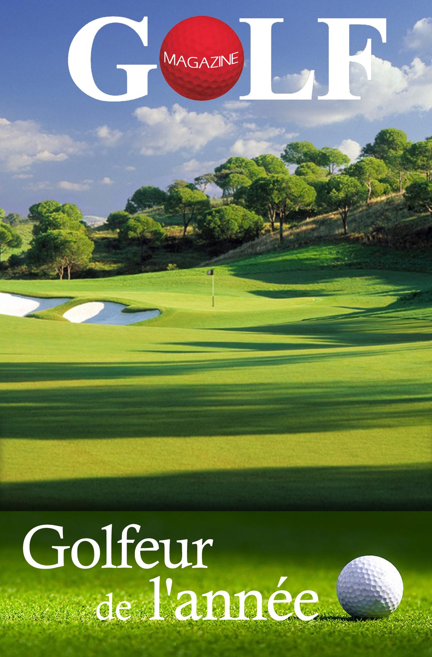 Magazine - Golfeur de l'annee
