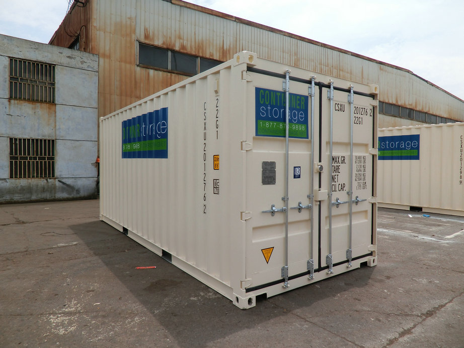 Buy or rent containers for any of your portable storage needs!
