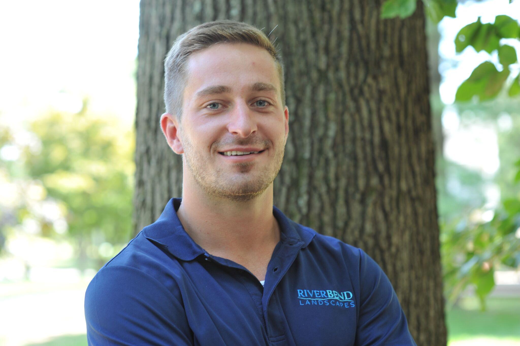 Logan Jones established Riverbend Landscapes, a full-service landscaping company serving in Northern Virginia.