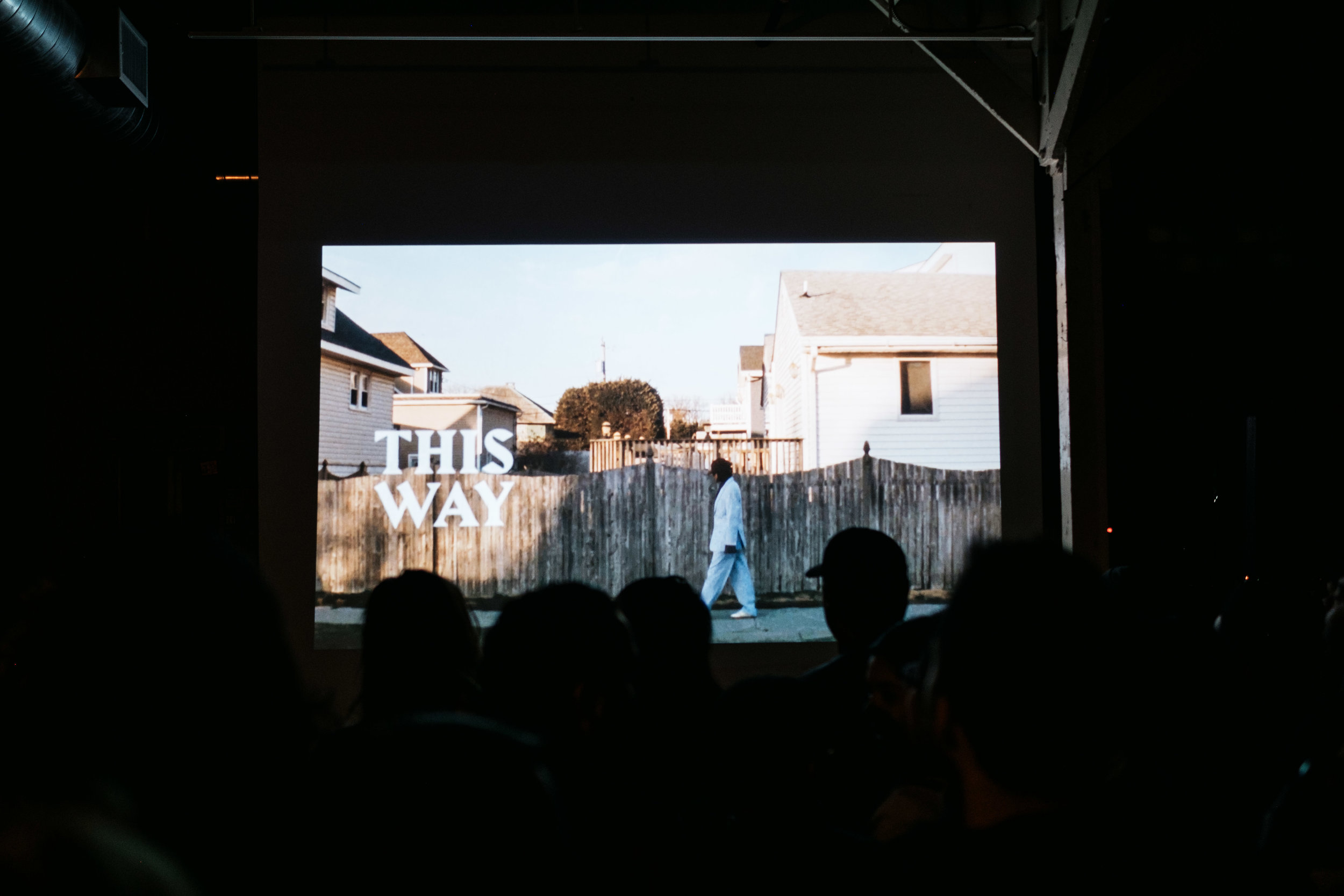 'This Way' on the big screen