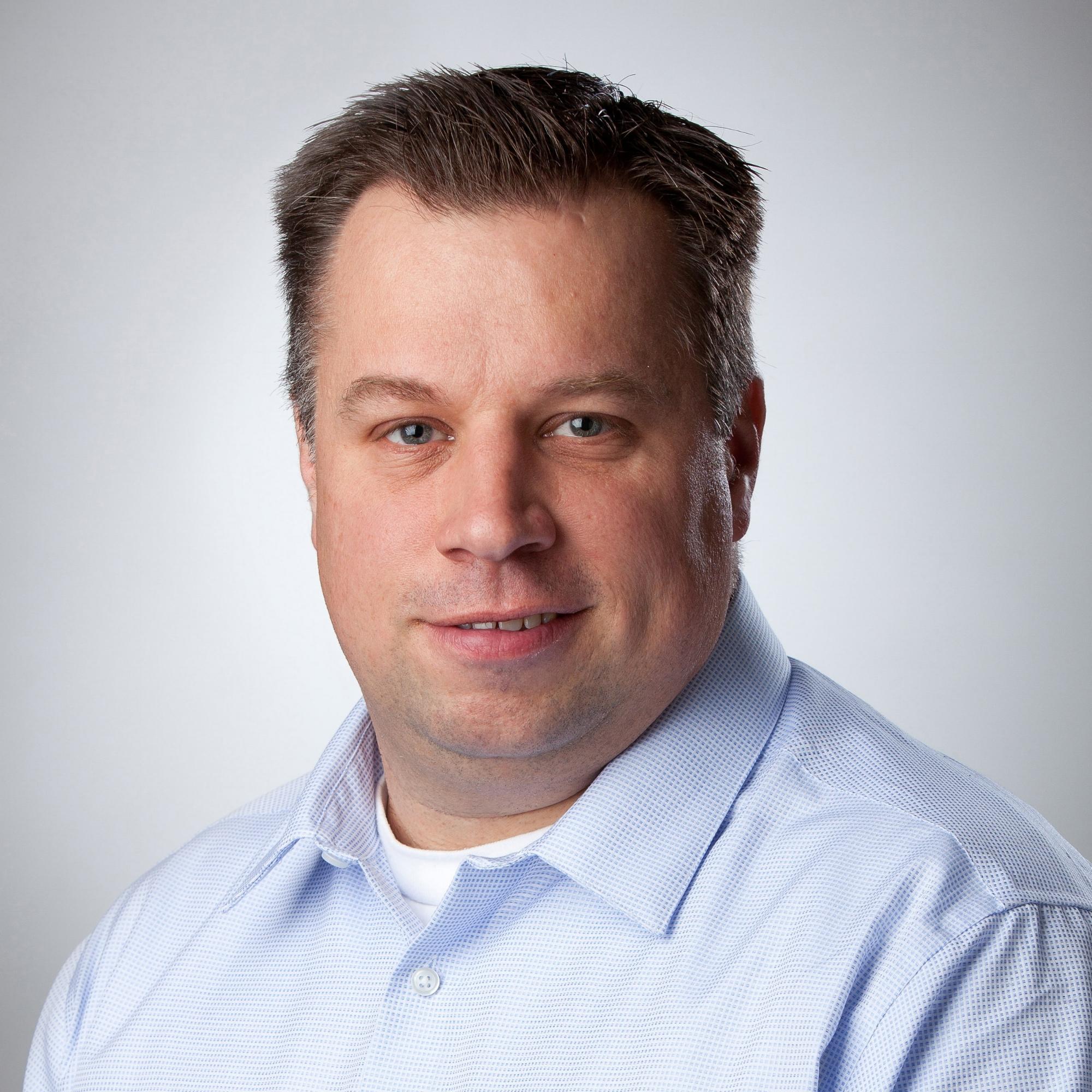 Brandon Finley  Director of CIMS