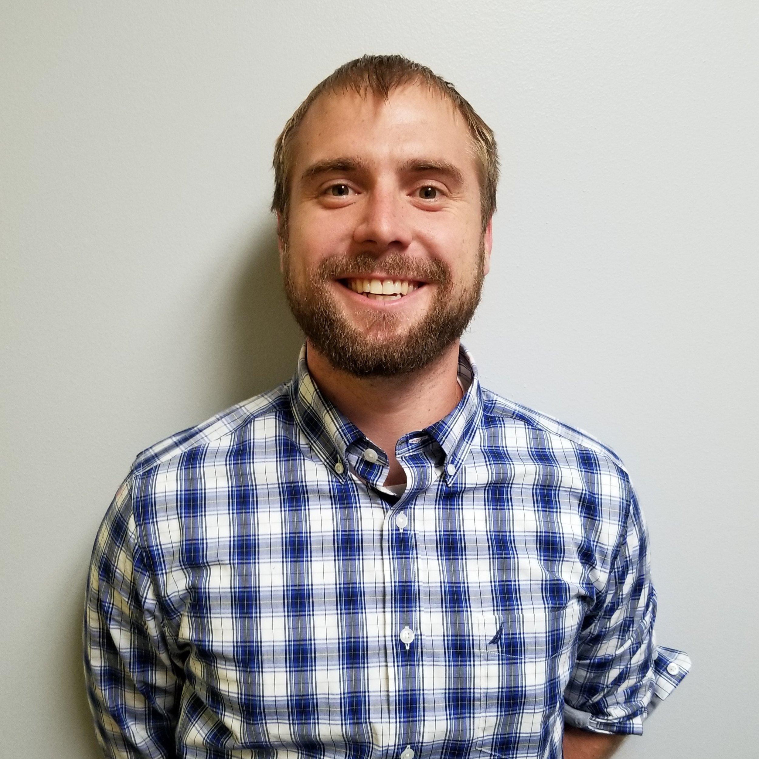 Tim Annear  GIS Analyst