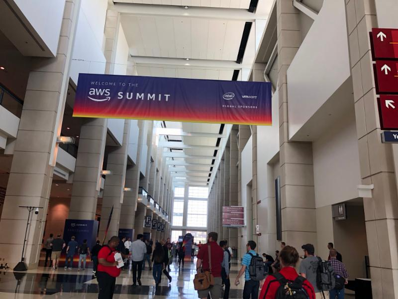 Amazon Web Services Summit