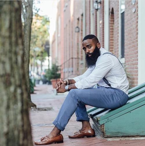 Beardo Black via Pinterest