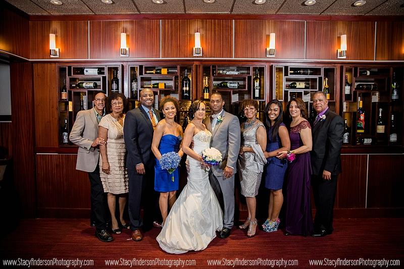Sullivan's Steakhouse Houston Wedding Photographer (61)