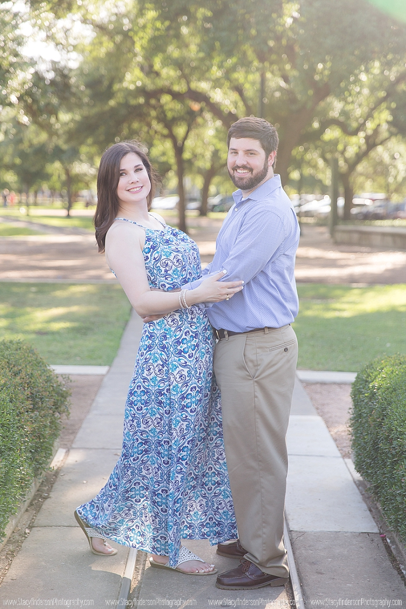 Hermann Park Engagement Session (11)