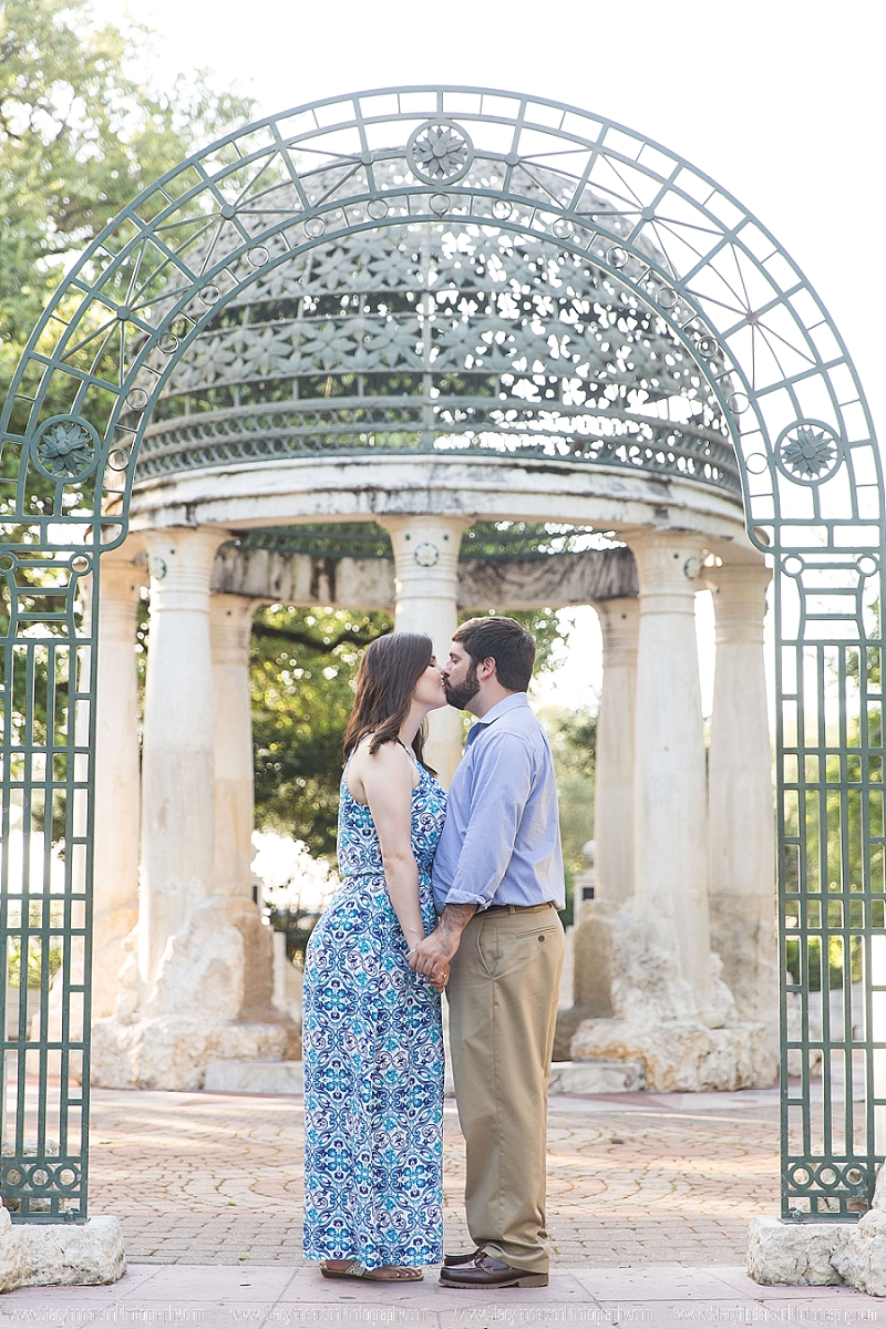 Hermann Park Engagement Session (15)