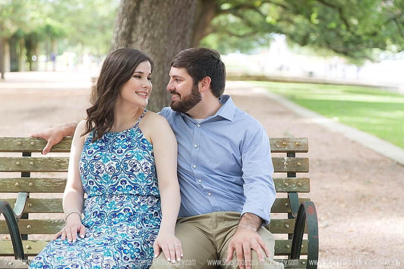 Hermann Park Engagement Session (1)