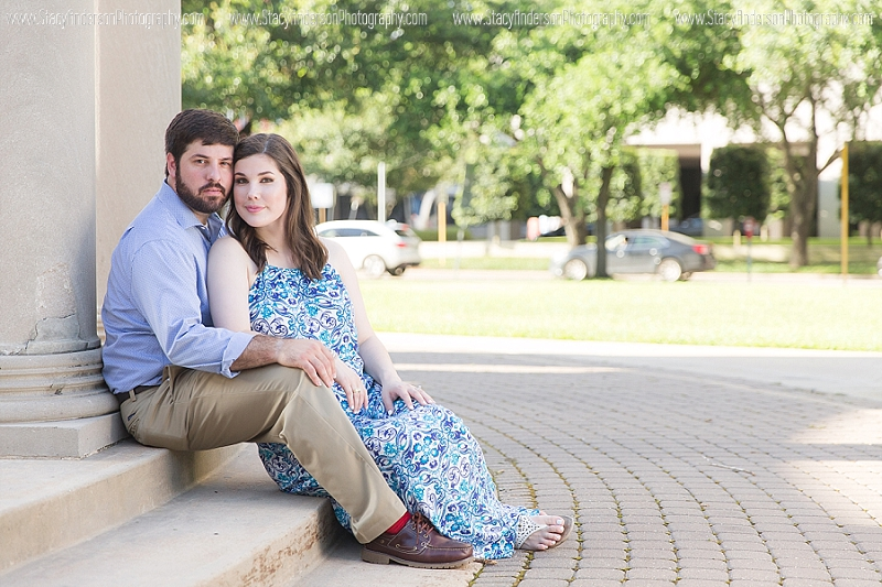 Hermann Park Engagement Session (13)