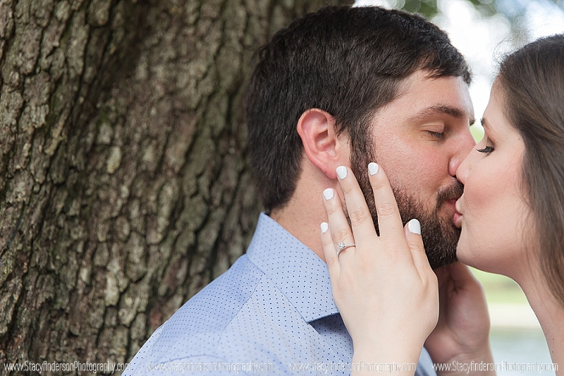 Hermann Park Engagement Session (2)