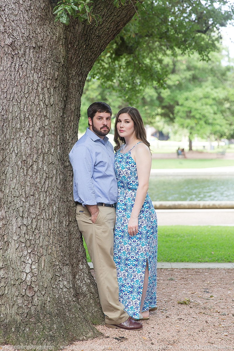 Hermann Park Engagement Session (3)