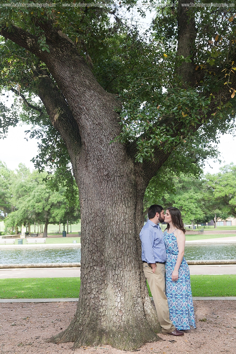 Hermann Park Engagement Session (4)