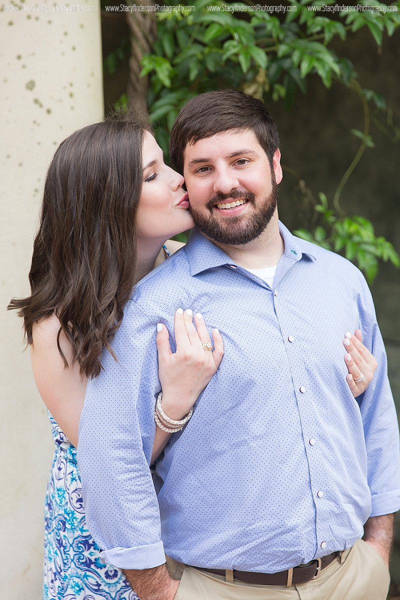 Hermann Park Engagement Session (5)