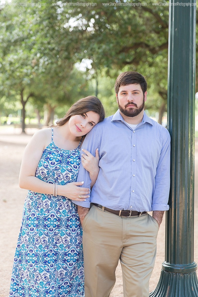 Hermann Park Engagement Session (6)