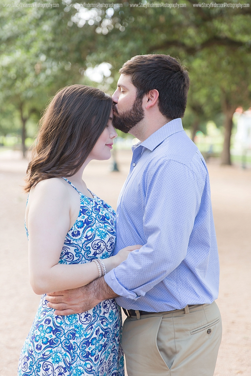 Hermann Park Engagement Session (7)