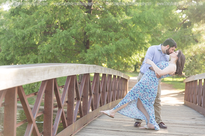 Hermann Park Engagement Session (9)