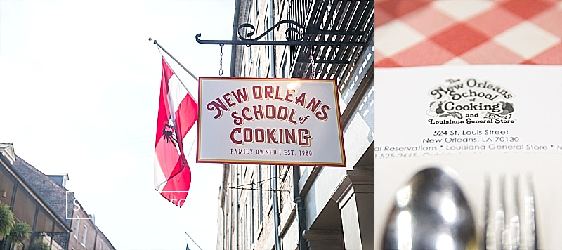 Before leaving Houston, a friend of mine recommended that we try a class at the New Orleans School of Cooking. It ended up being our favorite part of the trip and the best food we had the entire time we were there - and that's saying something, because everything we had was delicious!