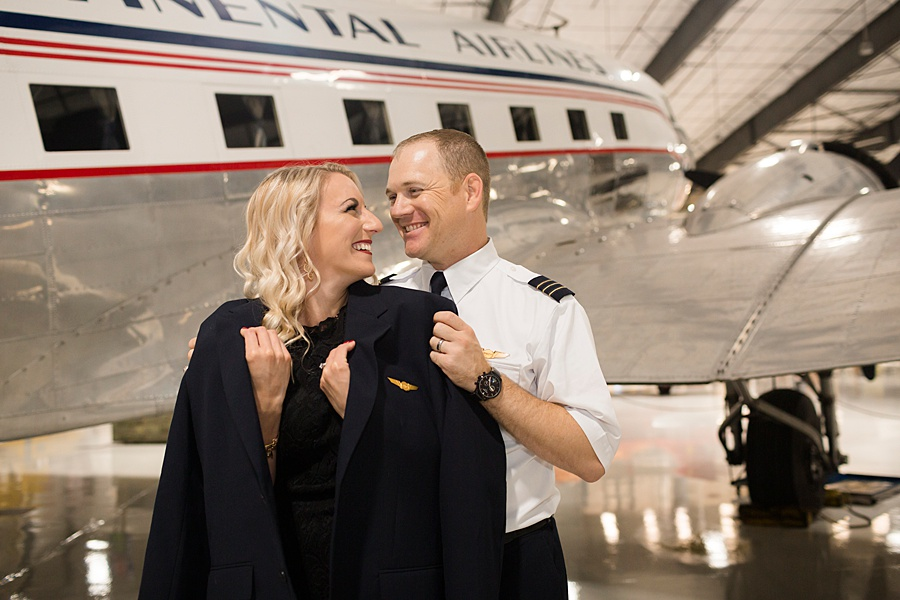 Stacy Anderson Photography Lone Star Flight Museum Engagement Photographer_0004.jpg