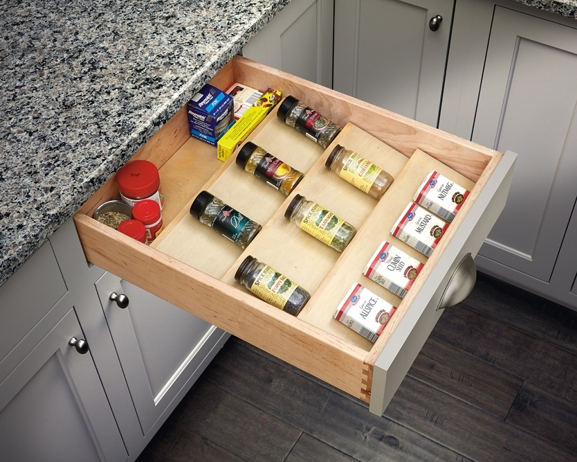 4SDI Spice Drawer Insert