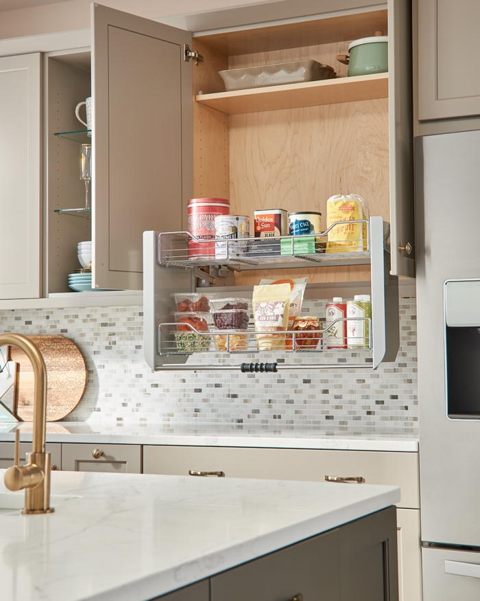 Wall Cabinet Solutions -
