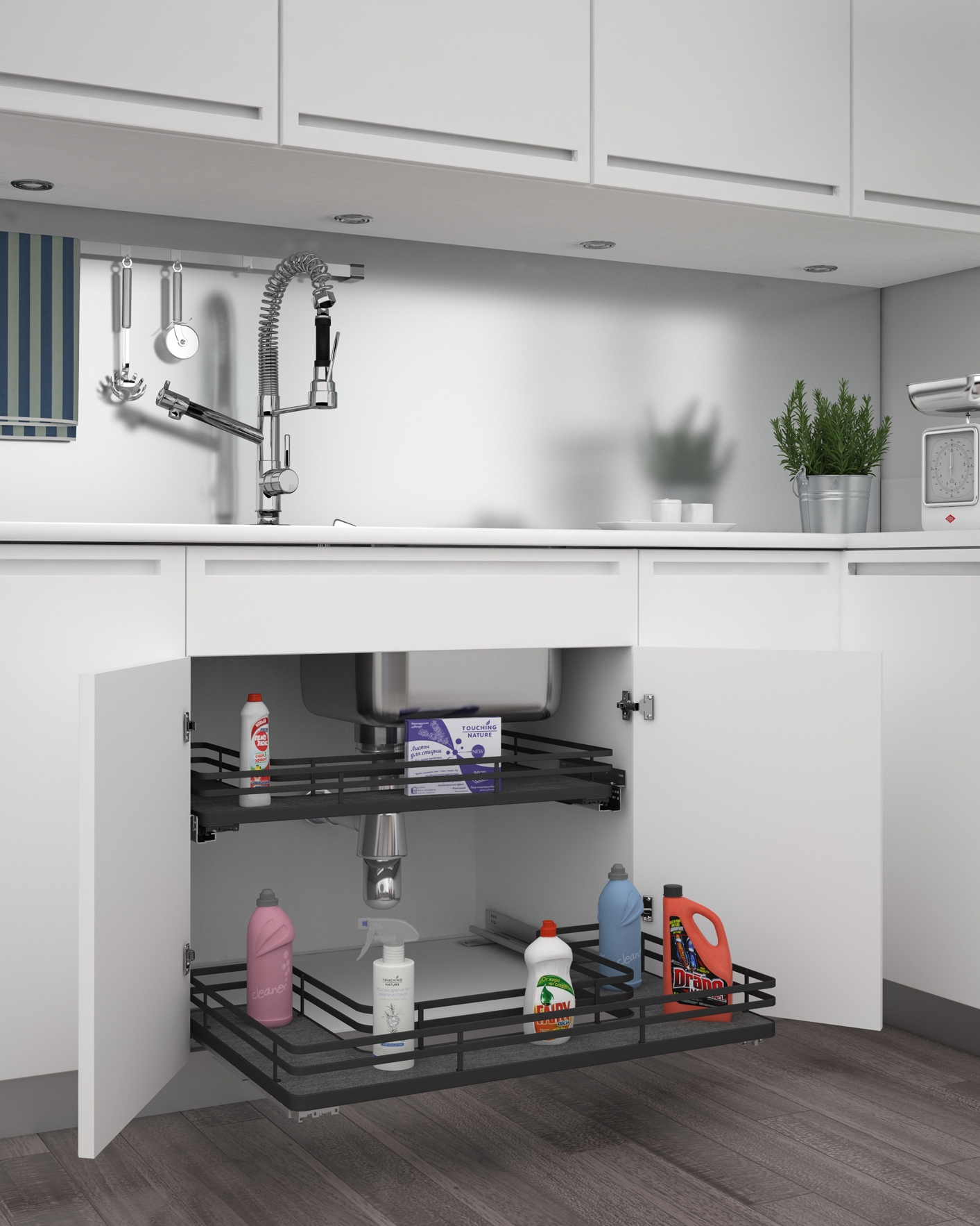Sink Cabinet Solutions -