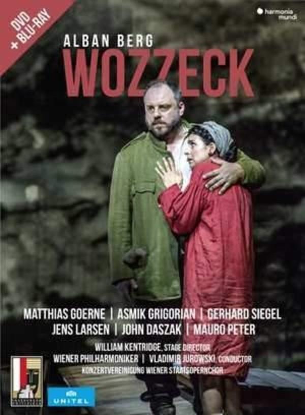 Wozzeck DVD