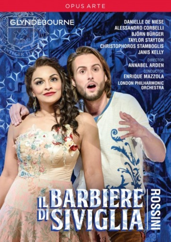 Barber DVD