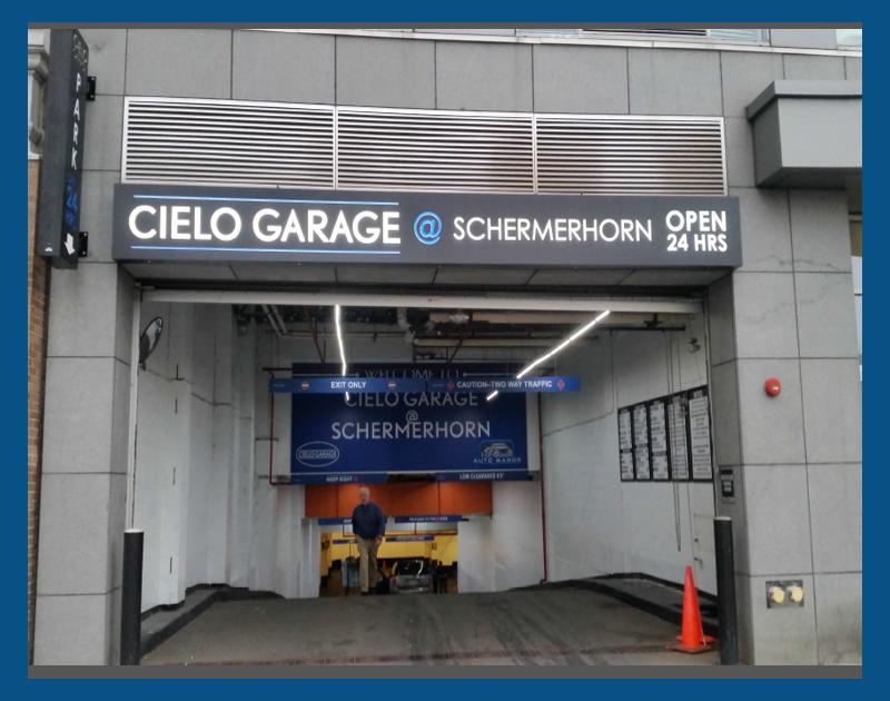 189 Schermerhorn St - 200 SpacesConventional Valet Garage