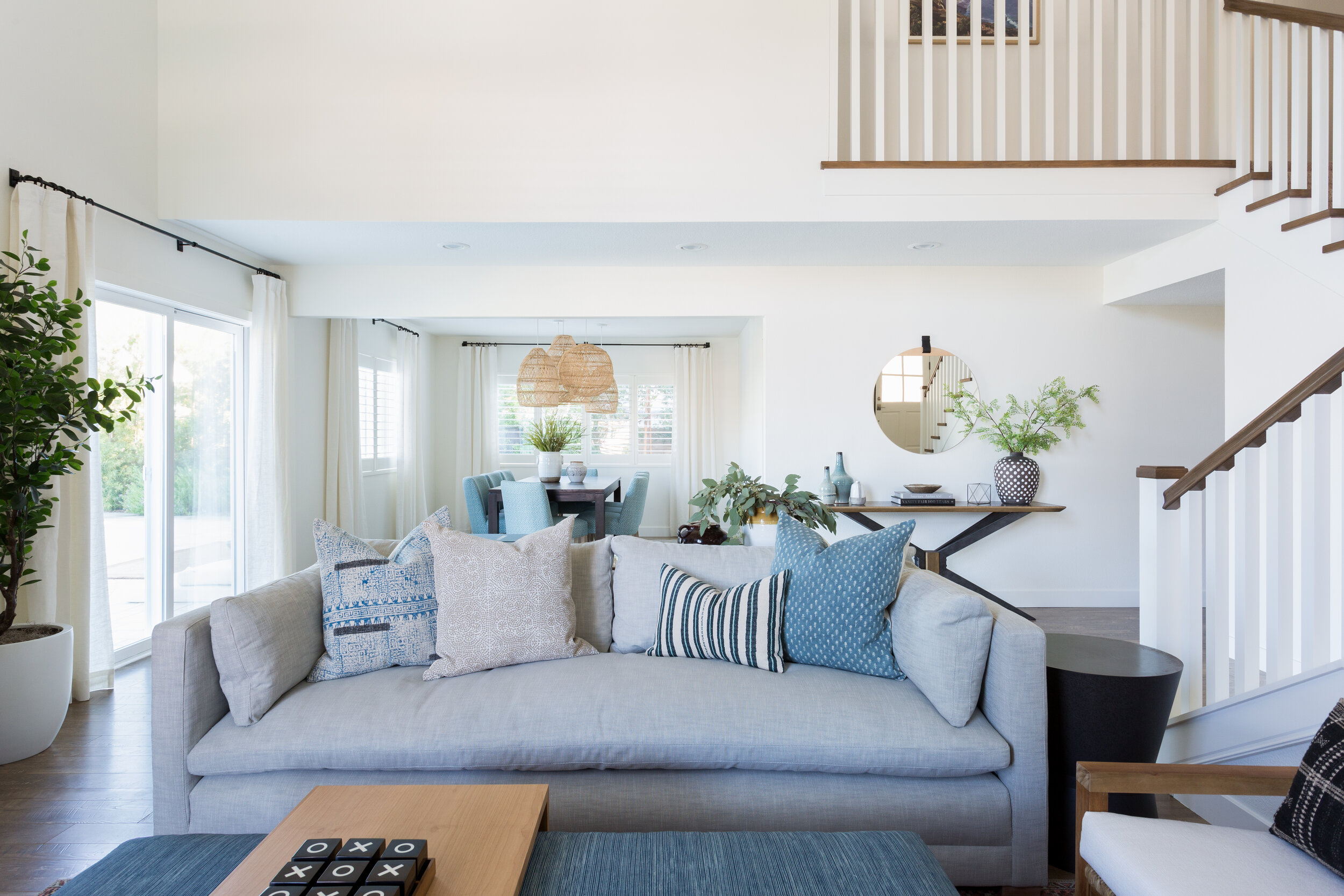 Living Dining Room Beach To The