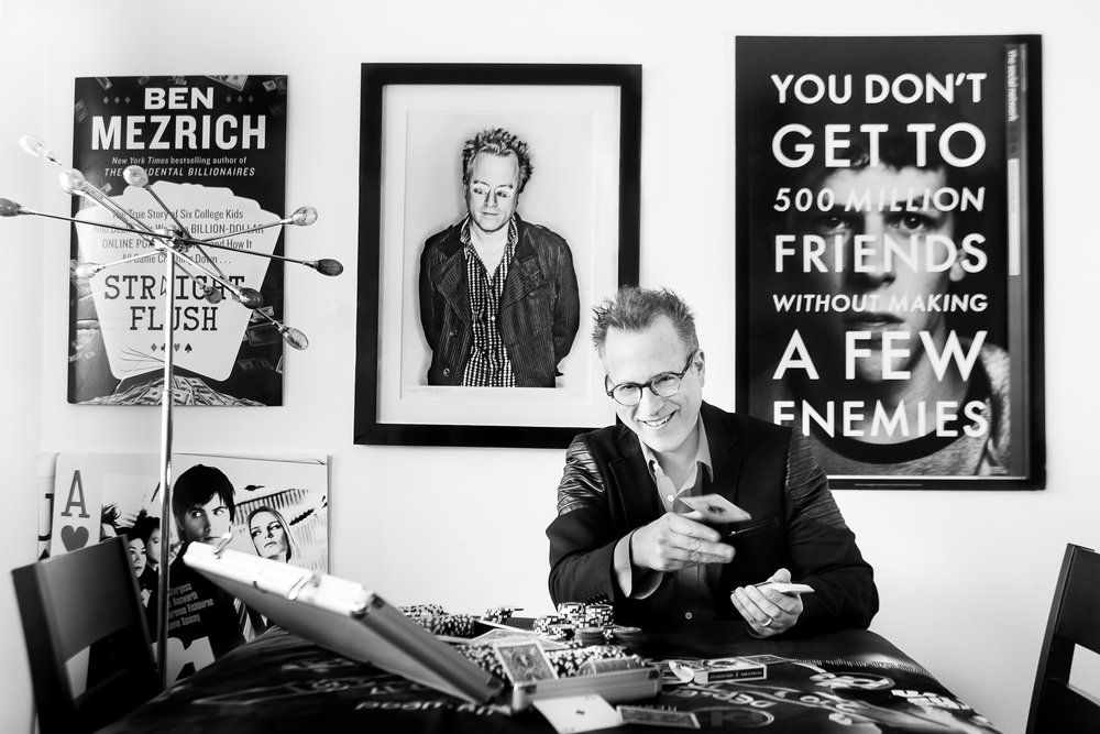 Ben Mezrich, Best Selling Author
