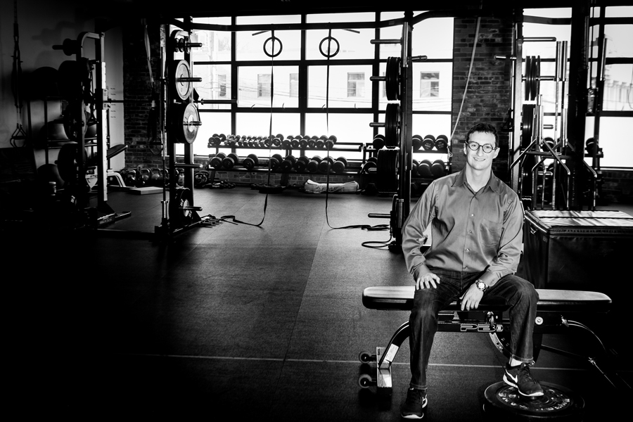 Jon Feinman, Executive Director and Founder, Inner City Weightlifting