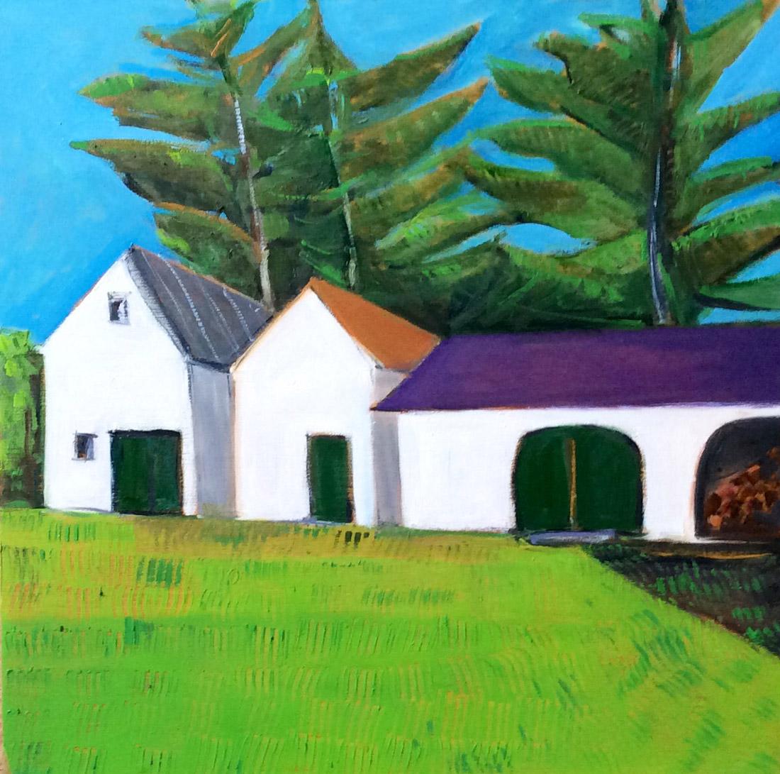 Three Barns Together