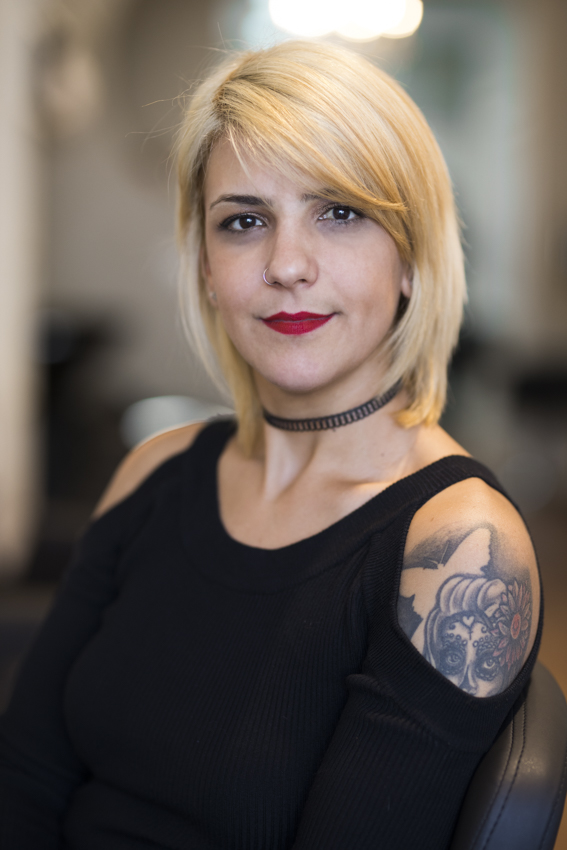 For over 10 years, Tania, has been a certified stylist,with a diverse background in color, cut, and style. Always keeping up with the latest trends to excel her passions.Taking great pride in all that she does,creating relationships and smiles.