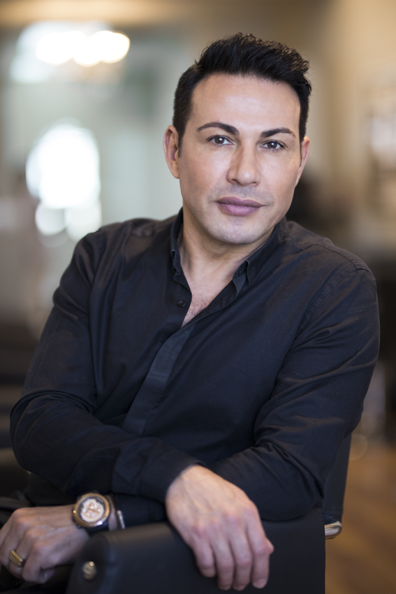 While operating Studio Hair Design, owner Duarte Ornelas was a color technician with Goldwell, a leader in the field of hair colour products, where he was responsible for providing advanced training to professional hair stylists. Now that expertise is available to his clients.