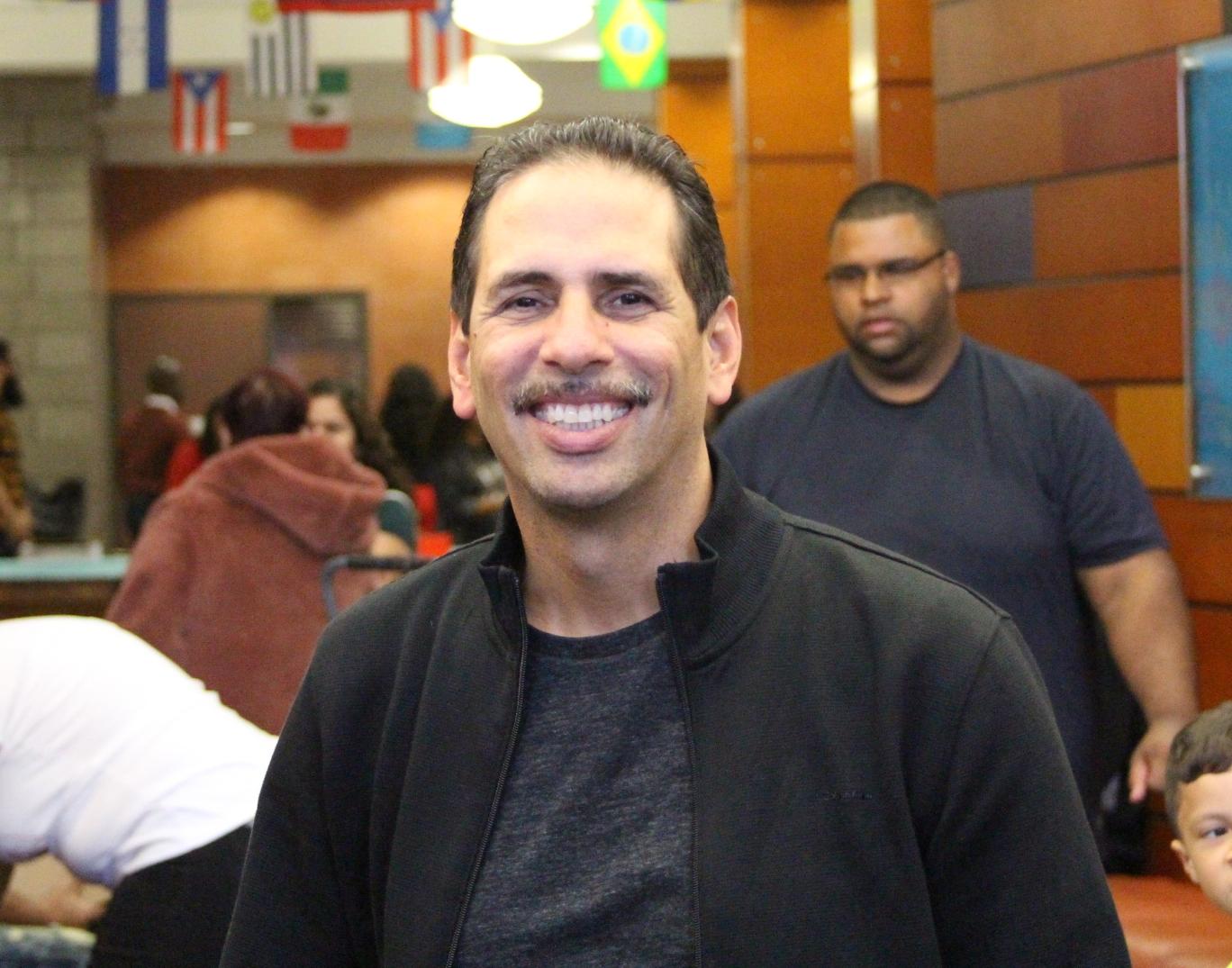 Fernando Cabrera - Executive Senior Pastor