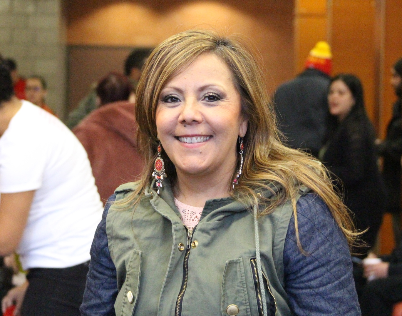Elvia Cabrera - Executive Senior Pastor