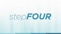 """Step four is offered every fourth Sunday of the month and is entitled """"Make a Difference"""""""