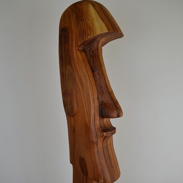 Lutz Hornischer - sculptures and wall art from reclaimed wood  - Berkeley, California