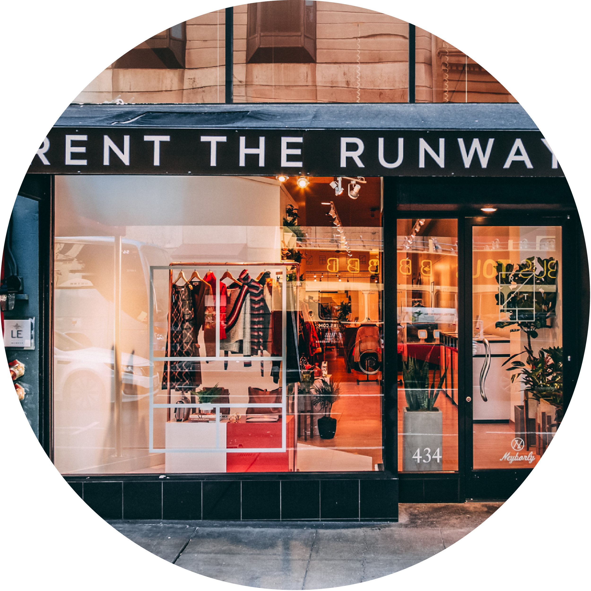 20 % Retail and Pop-Up -
