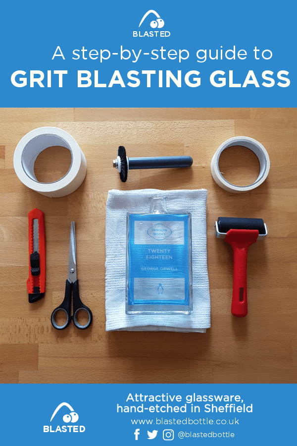 How to etch glass| Blasted, Sheffield