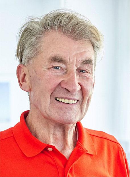 Friedrich Vehling - Erweitert das Transportunternehmen um einen Landmaschinenhandel und erwirbt das Patent auf eine Verfülltechnik für bauliche Hohlräume aller Art. Er steht dem Unternehmen noch heute mit seiner Erfahrung zur Seite.
