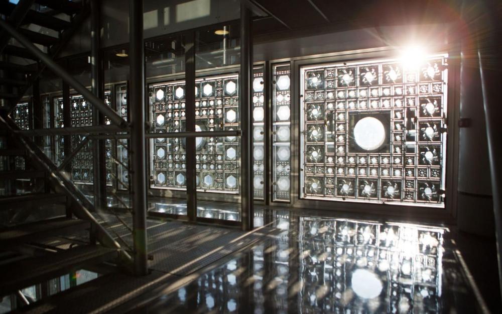 INSTITUT DU MONDE ARABE - Sound Design for the lighting system