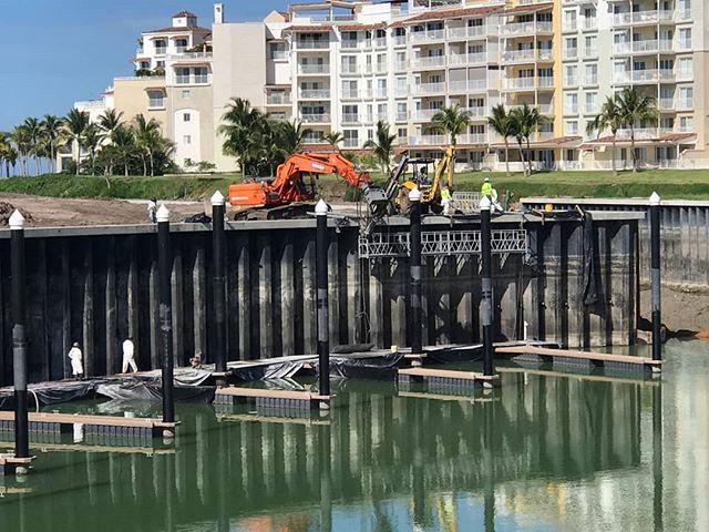 Nos complace compartir los últimos avances de obra de nuestros proyectos: Buenaventura Marina, Marina Village y Velamar.